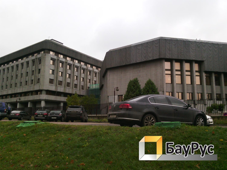 картинка немецкого посольства металлических косоурах имеют